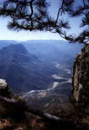 Mexico Copper Canyon